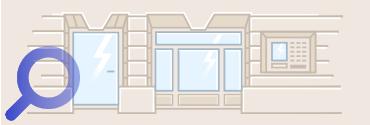 illustration agences bancaires